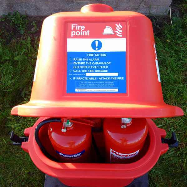 Fire point hire fire extinguisher
